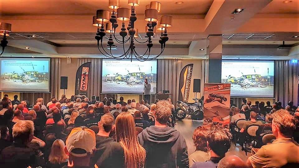 Hamer Rally Team bij presentatie MDC 2019