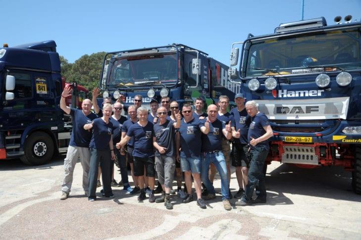 Hamer Rally Team naar MDC 2020
