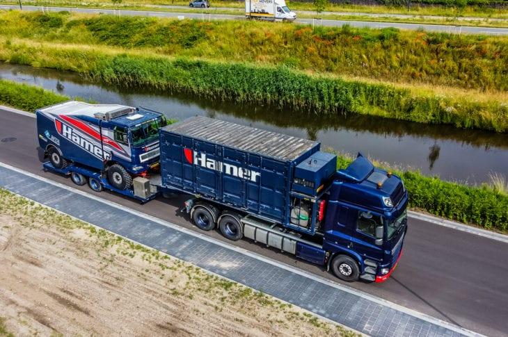 Hamer Rally Team vertrekt naar Breslau Rally in Polen!